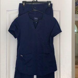 NRG scrubs by barco